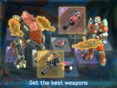 Battle for the Galaxy MOD Apk 4.1.5 (Unlimited Money) 4