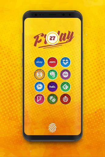 Pyro - Icon Pack  screenshots 5