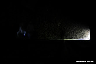 Photo: Light at the end of the tunnel