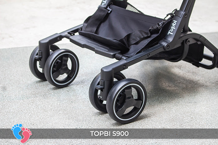 Xe đẩy cao cấp Topbi S900 24