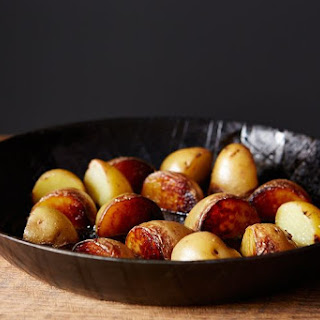 The Best Pan-Roasted Potatoes.