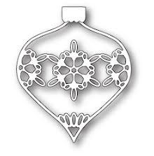 Memory Box Die - Batavia Ornament