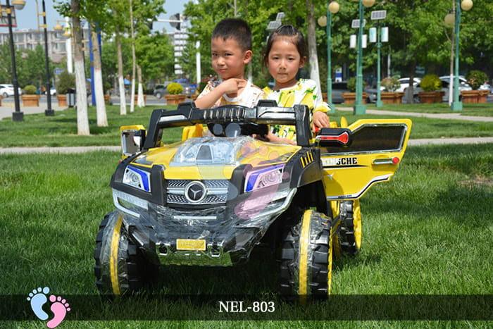Xe oto điện cho bé NEL-803 4