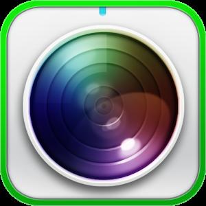 CLIQ.r for LINE camera