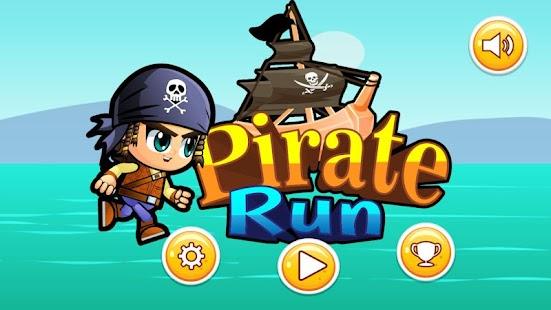 Pirate Runner 2 - náhled