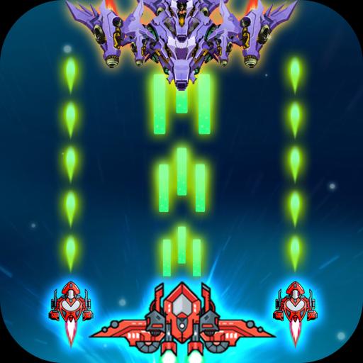 Galaxy Shooter - Space Shooter - Galaga Shooter