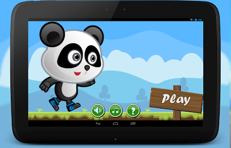 Jungle Panda Run Legend Dash screenshot 0