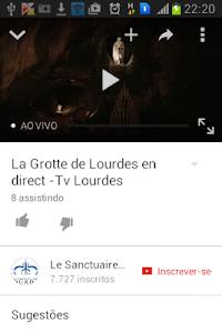 Nossa Senhora de Lourdes screenshot 6