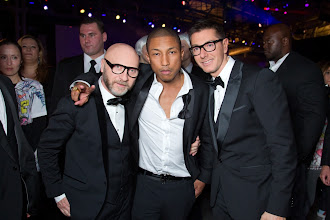 Photo: COMMENT with your birthday wishes for Stefano Gabbana of Dolce & Gabbana.  SEE the latest D&G show: http://youtu.be/xtrR2AuhLKg