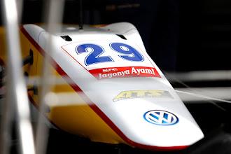 Photo: Arjun Maini (IND) Van Amersfoort Racing Dallara F312 – Volkswagen, FIA F3 European Championship,  Round 9, Portimao, 04. - 09. September 2015