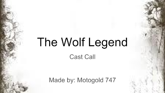 The Wolf Legend