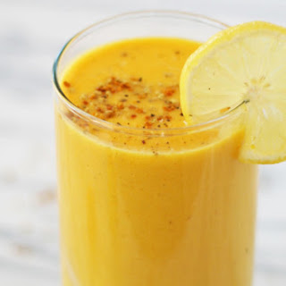 The Sun Seeker Smoothie.