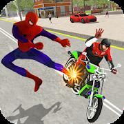Strange Hero City Fighting 3D