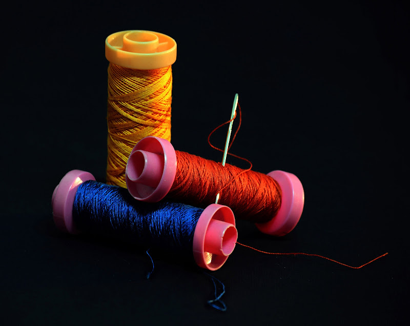 Giallo, Rosso, Blu di Diana Cimino Cocco