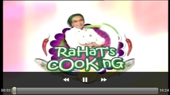 Chef Rahat Ali Recipes - náhled