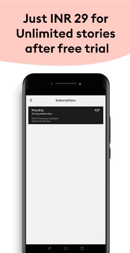 AudioBites by Storytel 0.2.7 screenshots 8