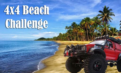 4x4 Beach Challenge