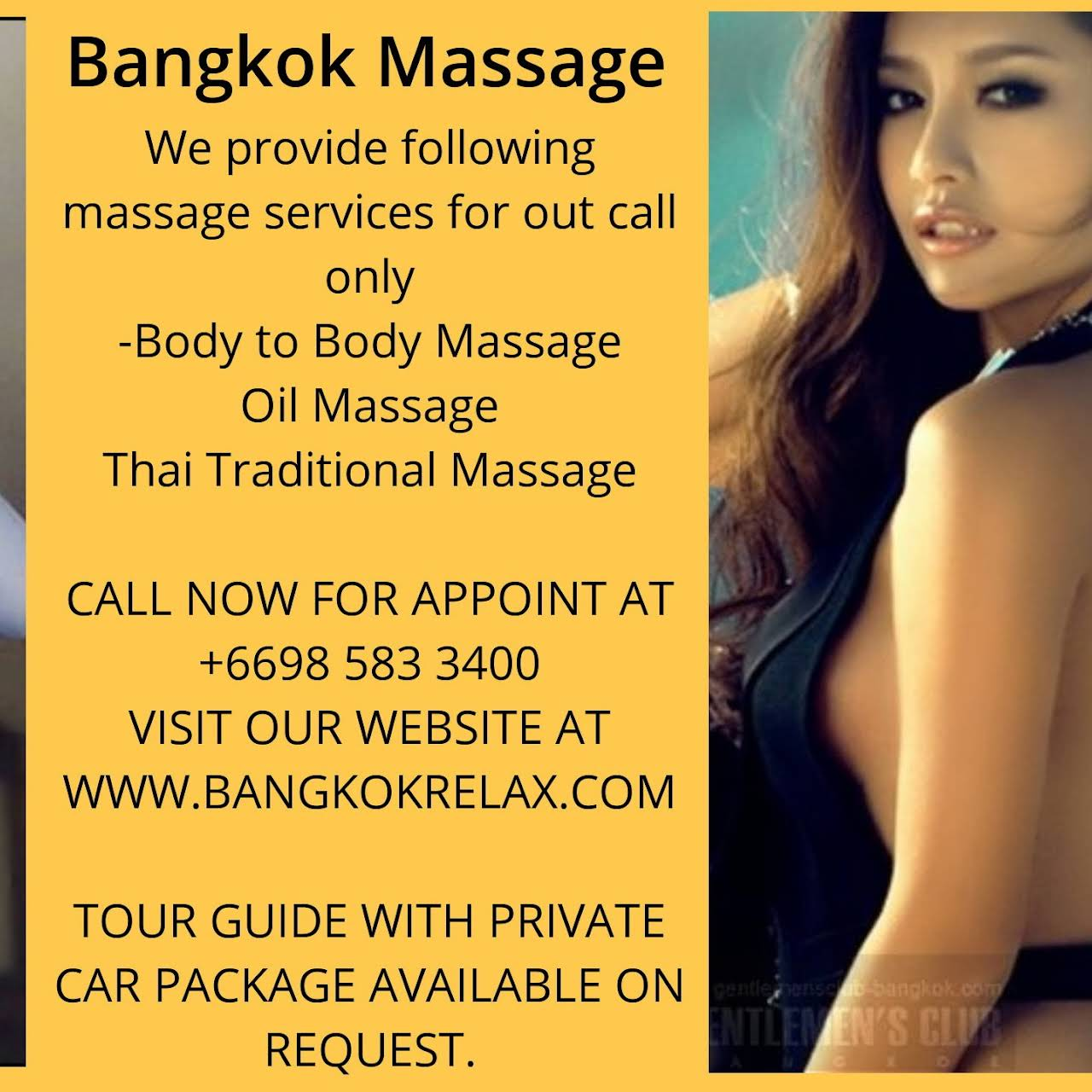Thailand Body To Body Massage In Bangkok  Thai Massage I Stavanger-5990