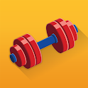 Gym Workout Tracker & Planner for Weight Lifting icon