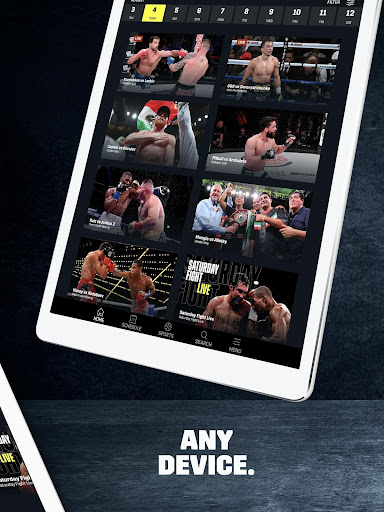 DAZN Live Fight Sports: Boxing, MMA & More 1.69.0 screenshots 7