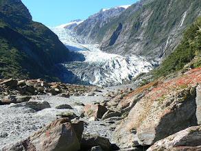 Photo: Fox Glacier, West