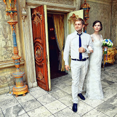 Wedding photographer Andrey Kontra (andrewcontra). Photo of 09.07.2014