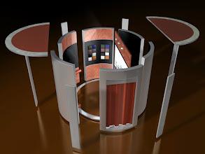 Photo: Veloform Media bboxx System