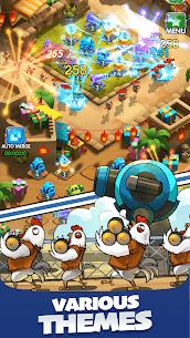 Rooster Defense Mod Apk (Unlimited Money) 3