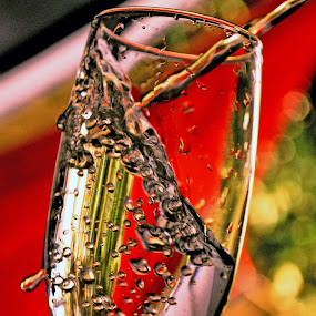 Mouth Watering by Sanjeev Leihao - Food & Drink Alcohol & Drinks ( drops....make you fresh )