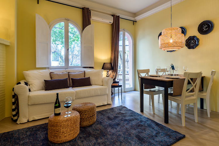 living space at Corsini