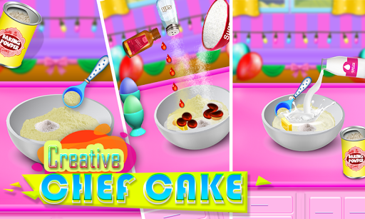 Amazing Cake Maker Cooking Artist! DIY Cake Hacks 1.0.2 screenshots 3