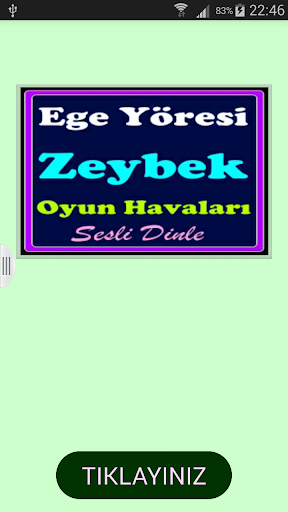 Ege Zeybek Oyun Havaları