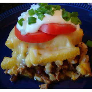 Easy Tamale Pie.