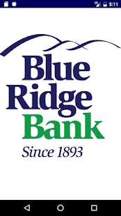 Blue Ridge Bank Mobile - náhled
