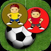 Touch Slide Soccer - Kids Game