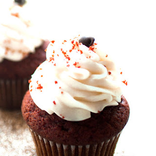 Red Icing Cupcakes Recipes