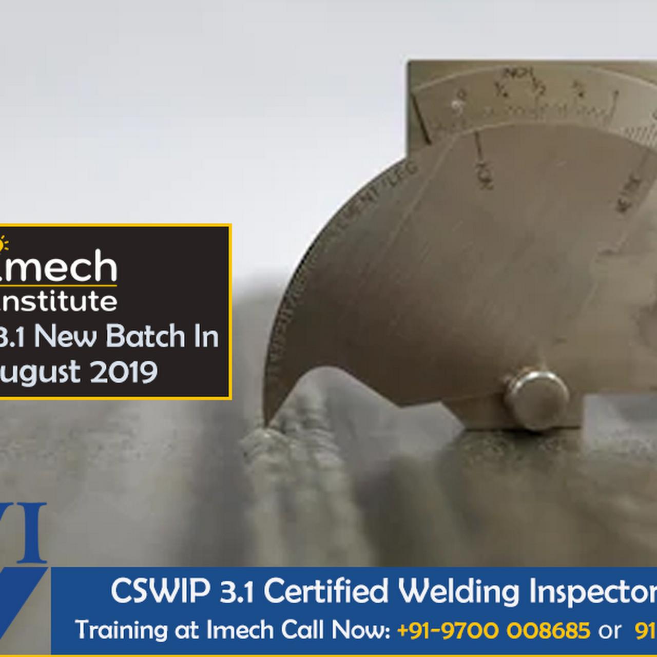 IMECH INSTITUTE PVT LTD HVAC | QA QC | NDT | MEP | SAFETY