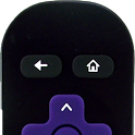 Remote For Roku IR and WiFi icon