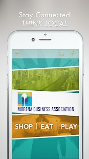 Morena Business Association- screenshot thumbnail