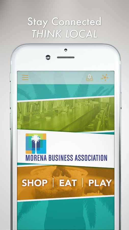 Morena Business Association- screenshot