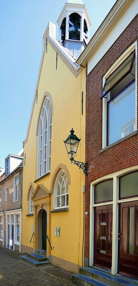 Aangeboden door: Stichting Microtoerisme InZicht Fotoblog Leeuwarden Waalse kerk