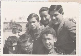 Photo: Javier, Ricardo, Alfayate, Felipe Tascón, Josemari Cortés....