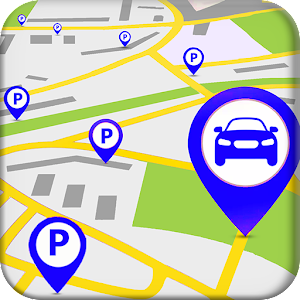 GPS Parking Finder - Find Parking Locator Near Me