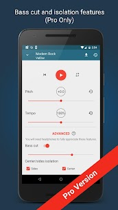 Music Editor Pitch and Speed Changer : Up Tempo App Download for Android 5