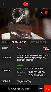 Grubbr - Food Discovery App- screenshot thumbnail
