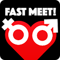 FastMeet: Chat, Dating, Love icon