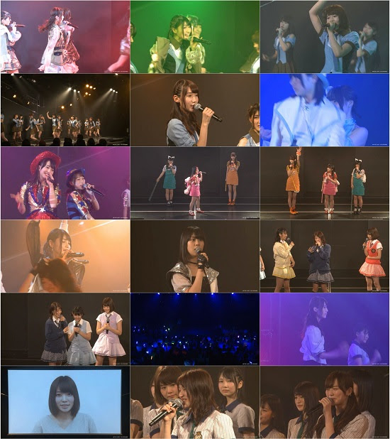 "(LIVE)(公演) HKT48 チームH ""最終ベルが鳴る"" 梅本泉卒業公演 151227"
