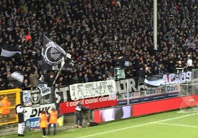 Les supporters de Charleroi boycotteront le match à Ostende!