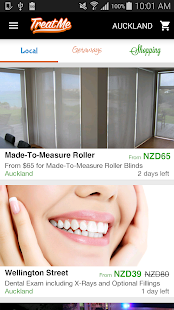 Treat Me NZ -Deals & Discounts- screenshot thumbnail