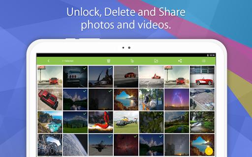 Photo Video Gallery Locker - Hide Videos screenshot 13